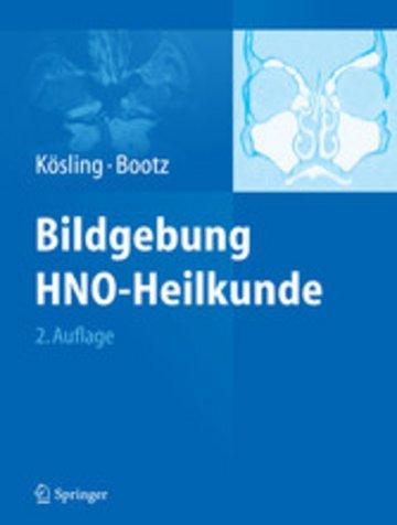eBook Bildgebung HNO-Heilkunde Cover