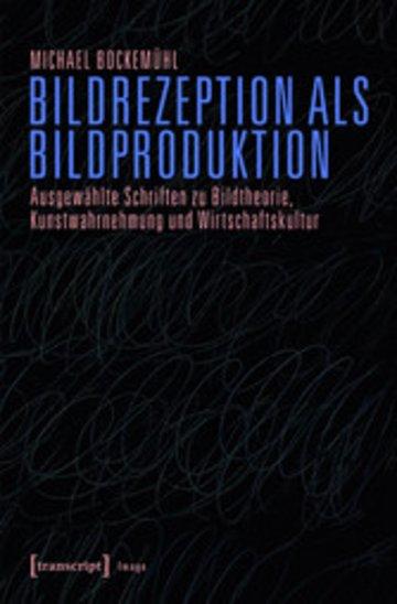 eBook Bildrezeption als Bildproduktion Cover