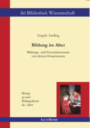 eBook Bildung im Alter Cover
