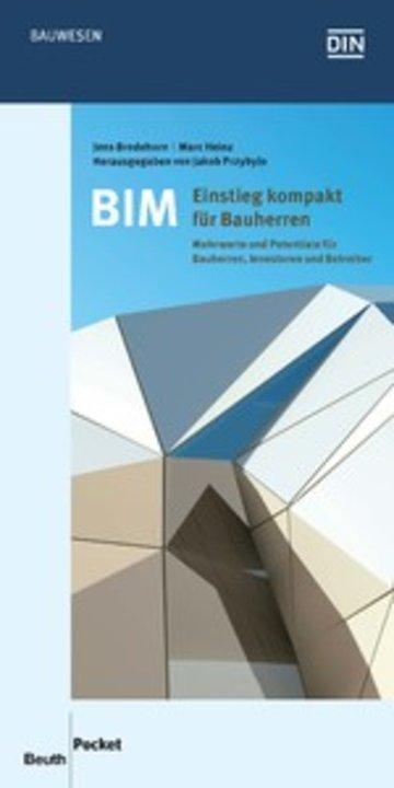 eBook BIM - Einstieg kompakt für Bauherren Cover