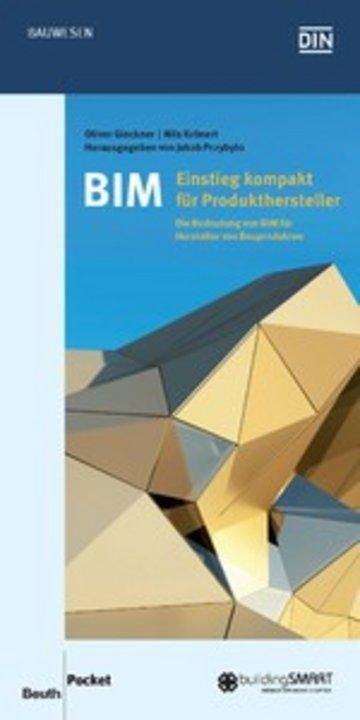 eBook BIM - Einstieg kompakt für Produkthersteller Cover