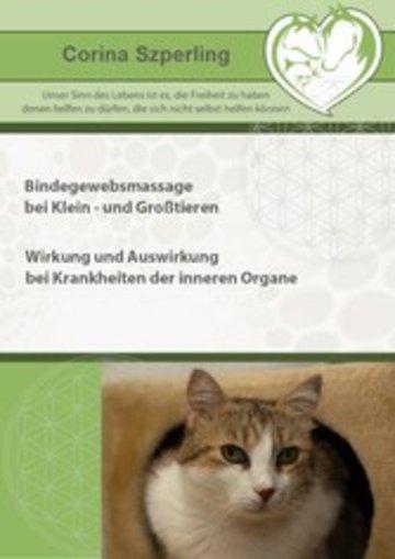 eBook Bindegewebsmassage bei Klein- und Großtieren Cover
