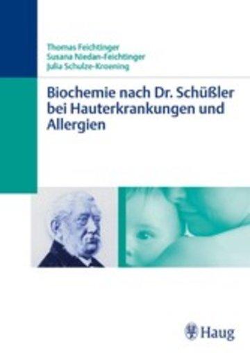 eBook Biochemie nach Dr. Schüßler bei Hauterkrankungen und Allergien Cover