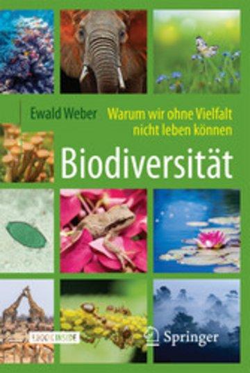 eBook Biodiversität - Warum wir ohne Vielfalt nicht leben können Cover