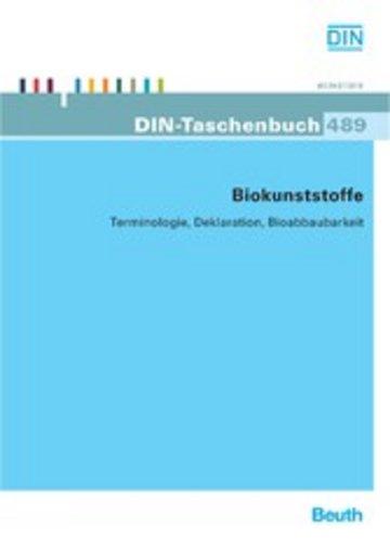 eBook Biokunststoffe Cover