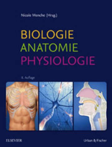 eBook Biologie Anatomie Physiologie Cover