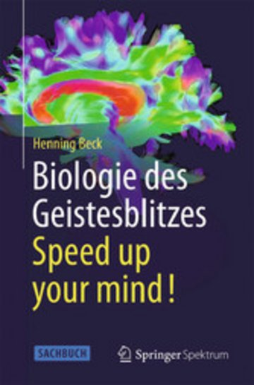 eBook Biologie des Geistesblitzes - Speed up your mind! Cover