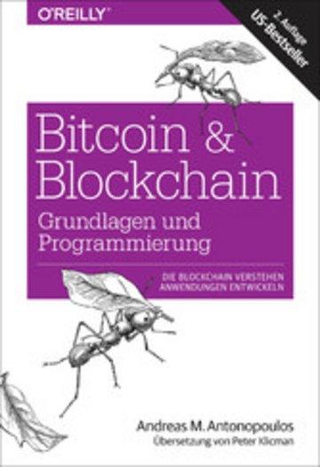 eBook Bitcoin & Blockchain - Grundlagen und Programmierung Cover