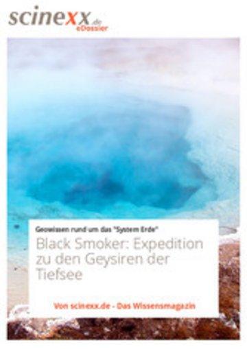 eBook Black Smoker Cover