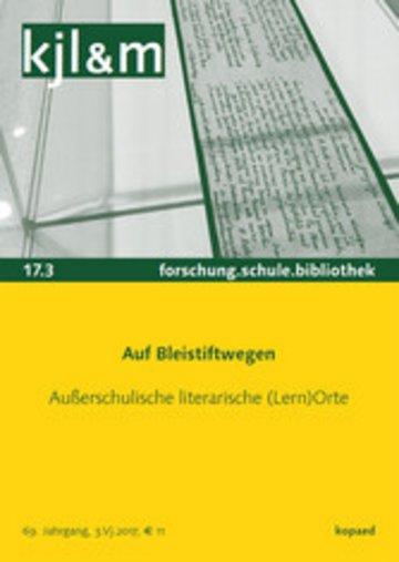 eBook Auf Bleistiftwegen. Außerschulische literarische (Lern)Orte Cover