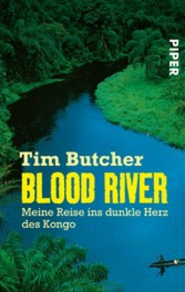 eBook Blood River Cover