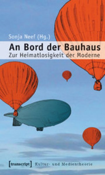 eBook An Bord der Bauhaus Cover
