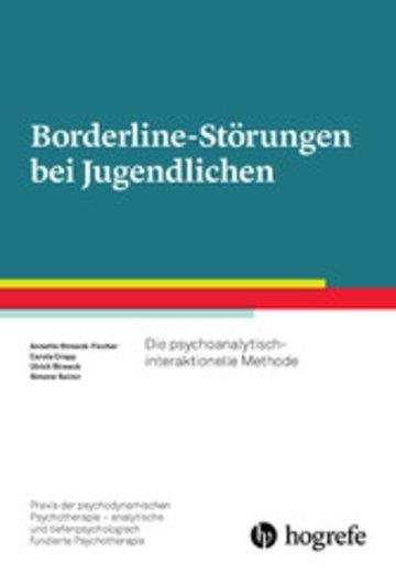 eBook Borderline-Störungen bei Jugendlichen Cover