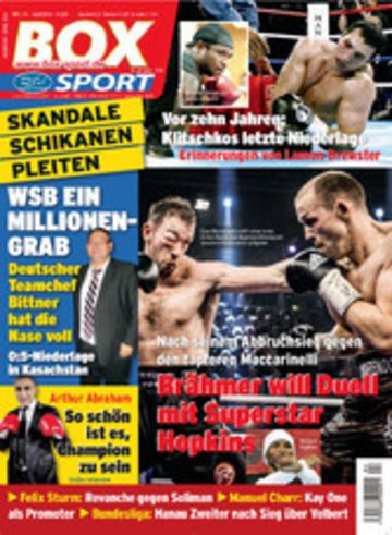 eBook BoxSport 04/2014 Cover