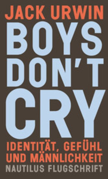 eBook Boys don't cry Cover