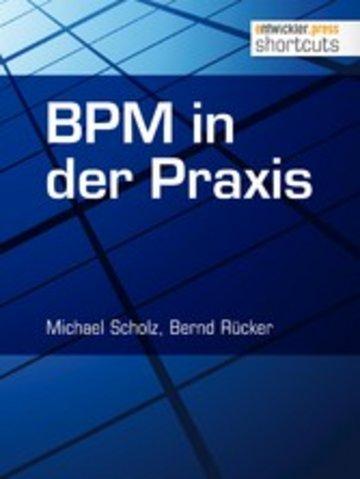 eBook BPM in der Praxis Cover
