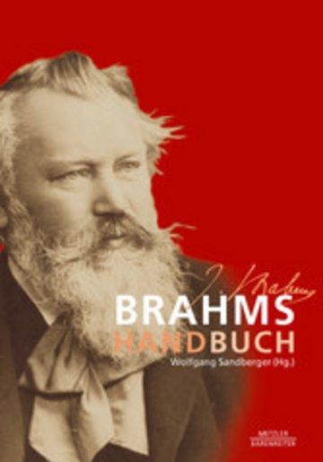 eBook Brahms-Handbuch Cover