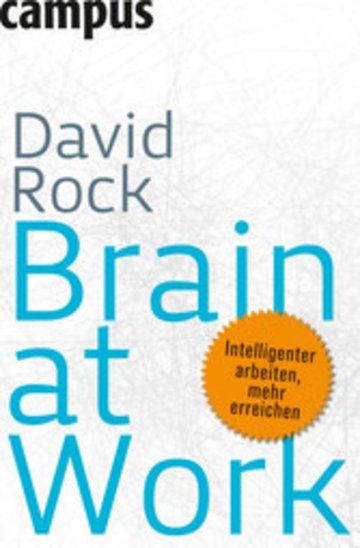 eBook Brain at Work Cover