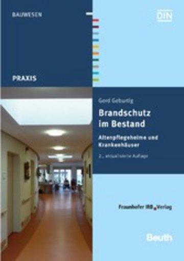 eBook Brandschutz im Bestand Cover