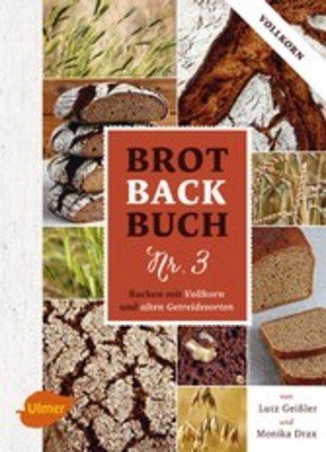 eBook Brotbackbuch Nr. 3 Cover