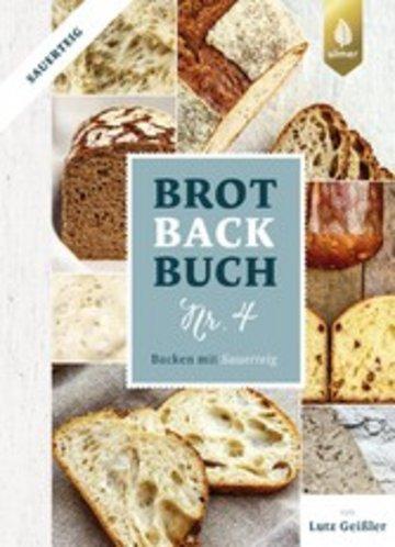 eBook Brotbackbuch Nr. 4 Cover