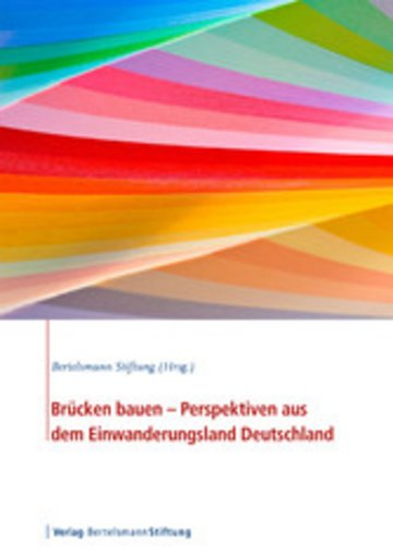 eBook Brücken bauen - Perspektiven aus dem Einwanderungsland Deutschland Cover