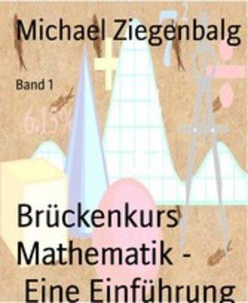 eBook Brückenkurs Mathematik - Eine Einführung Cover