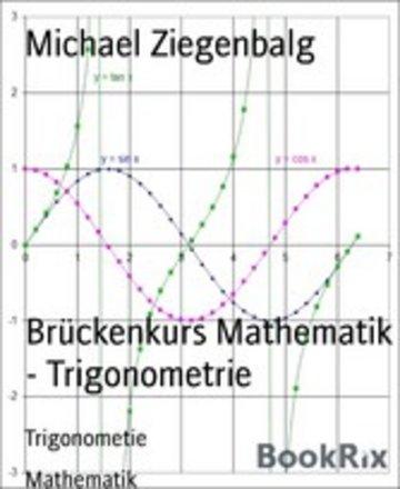 eBook Brückenkurs Mathematik - Trigonometrie Cover
