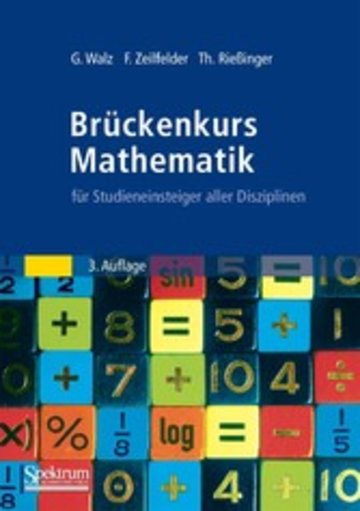 eBook Brückenkurs Mathematik Cover