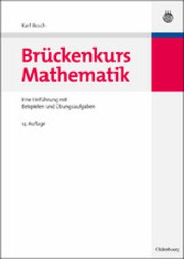eBook Brückenkurs Mathematik Cover