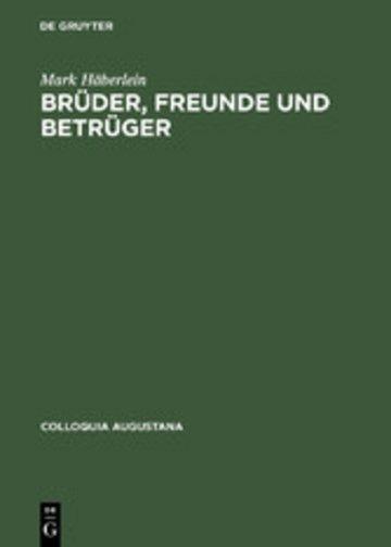 eBook Brüder, Freunde und Betrüger Cover