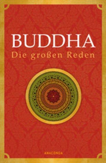 eBook Buddha - Die großen Reden Cover