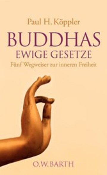 eBook Buddhas ewige Gesetze Cover