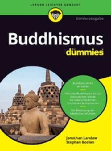 eBook Buddhismus für Dummies Cover