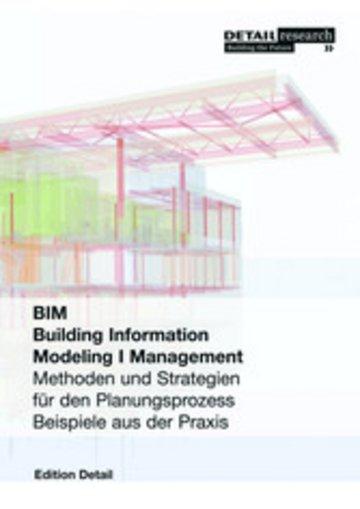 eBook Building Information Modeling I Management Cover