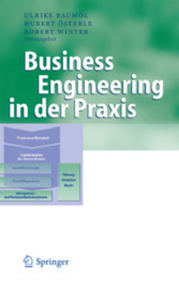 eBook Business Engineering in der Praxis Cover