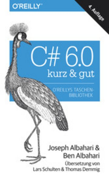 eBook C# 6.0 - kurz & gut Cover