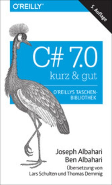 eBook C# 7.0 - kurz & gut Cover