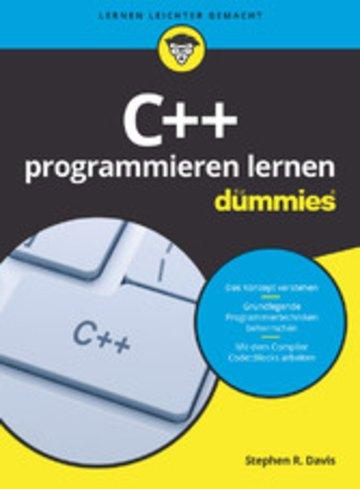 eBook C++ programmieren lernen für Dummies Cover