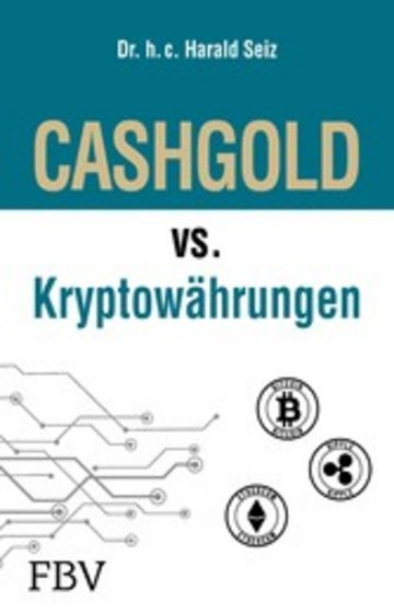 eBook CASHGOLD vs. Kryptowährungen Cover