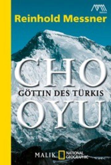 eBook Cho Oyu Cover