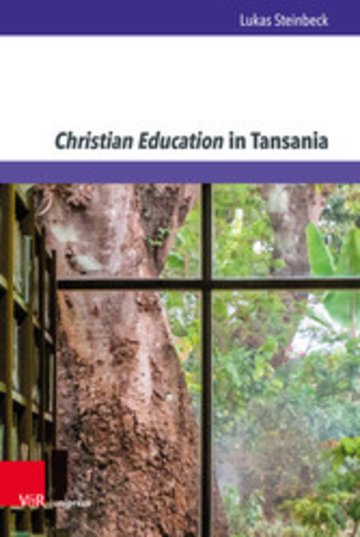 eBook Christian Education in Tansania Cover