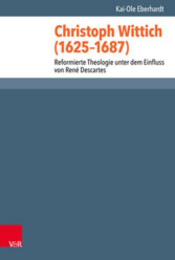 eBook Christoph Wittich (1625-1687) Cover