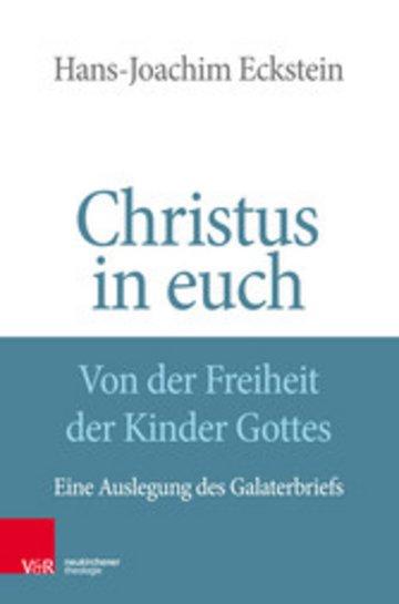 eBook Christus in euch - Von der Freiheit der Kinder Gottes Cover