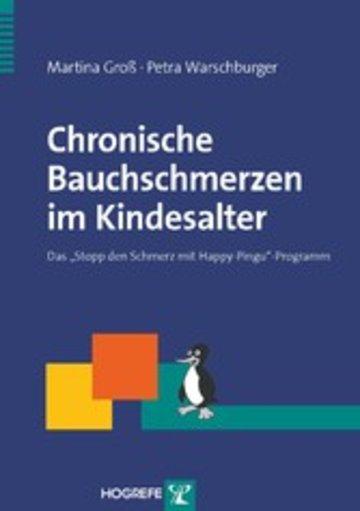 eBook Chronische Bauchschmerzen im Kindesalter Cover