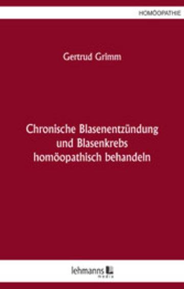 eBook Chronische Blasenentzündung und Blasenkrebs Cover