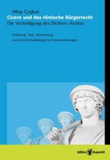 eBook Cicero und das römische Bürgerrecht Cover