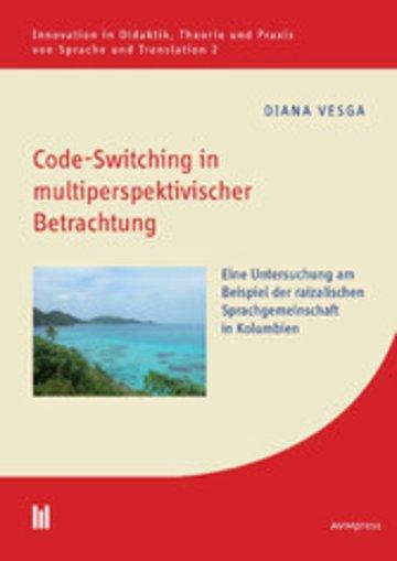 eBook Code-Switching in multiperspektivischer Betrachtung Cover