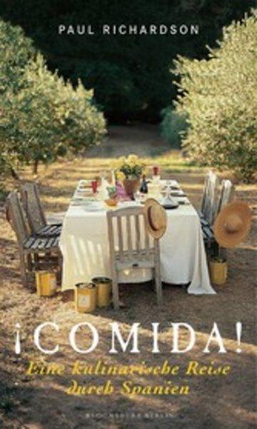 eBook !Comida! Eine kulinarische Reise durch Spanien Cover
