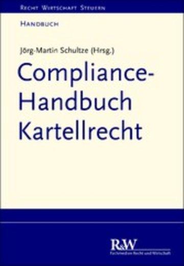eBook Compliance-Handbuch Kartellrecht Cover